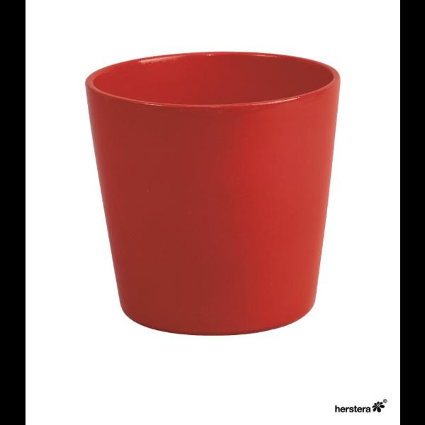 Cometa 15x14cm rojo
