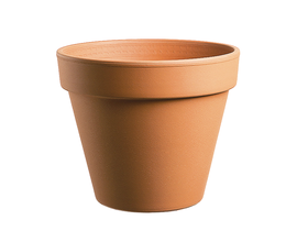 Standard pot 17x14,20 terracota
