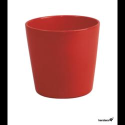 Cometa 12x12cm rojo
