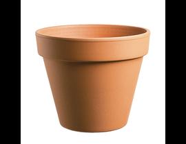 Standard pot 15x12,8 terracota