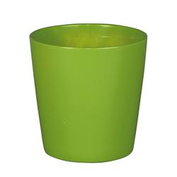 Cometa 15x14cm verde hoja